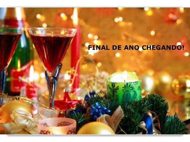 FINAL DE ANO CHEGANDO!