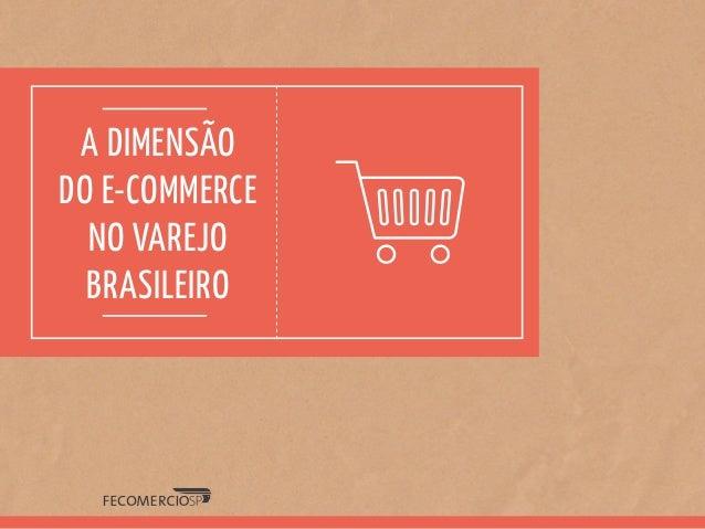 A DIMENSÃO DO E-COMMERCE NO VAREJO BRASILEIRO