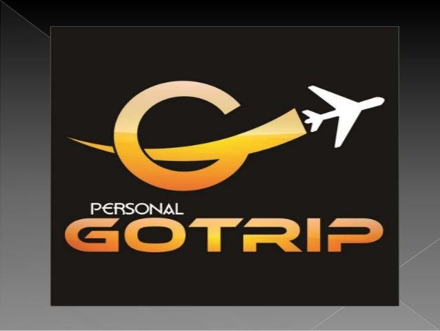 A EMPRESA A Personal Go Trip é uma empresa que visa atender os seus clientes com a maior eficácia, responsabilidade e agil...
