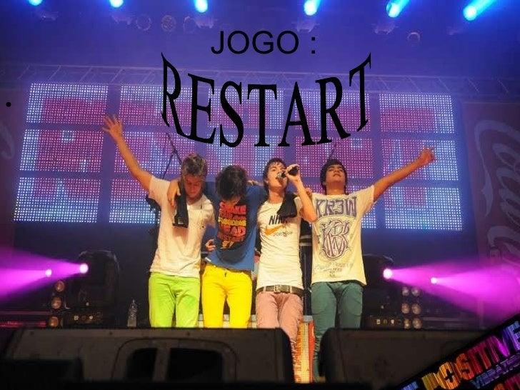 RESTART JOGO :