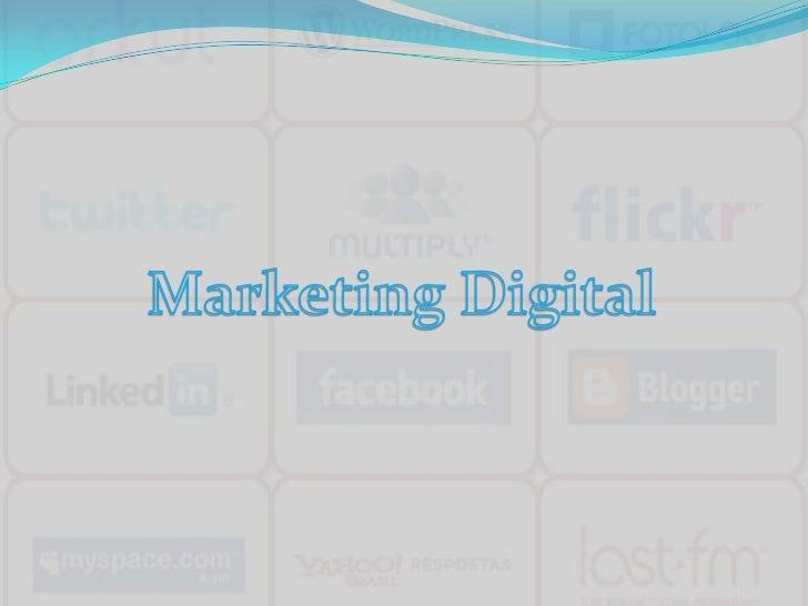 Marketing Digital<br />