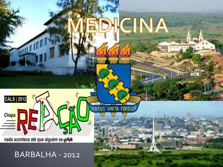 BARBALHA - 2012