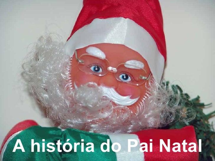 A história do Pai Natal