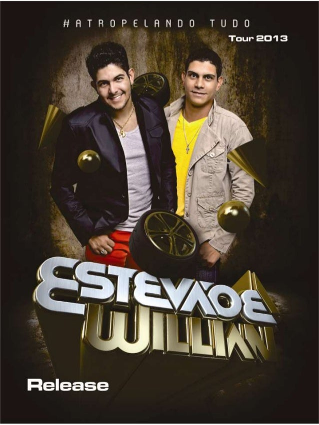 Estevão e Willian - Apresentação