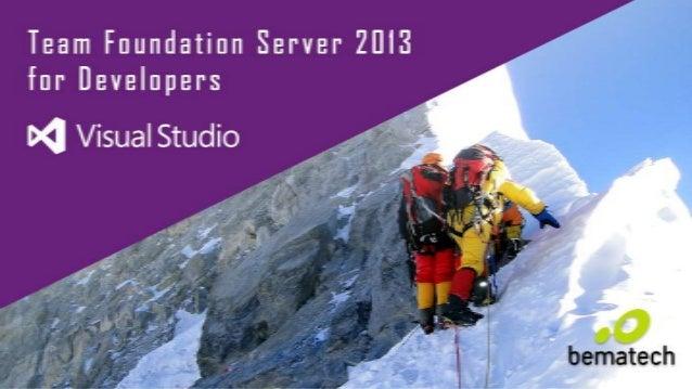 PROGRAMAÇÃO • O que é ALM? • Team Foundation Server 2013 • Visual Studio 2013 • Considerações Finais