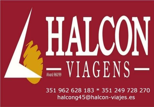 """"""" Vá de férias com a Halcon Viagens """""""