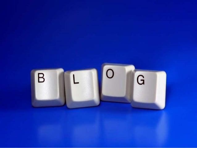  Um weblog , blog ou blogue é uma pagina da web cujas atualizações são chamadas posts.  Os posts são organizados cronolo...