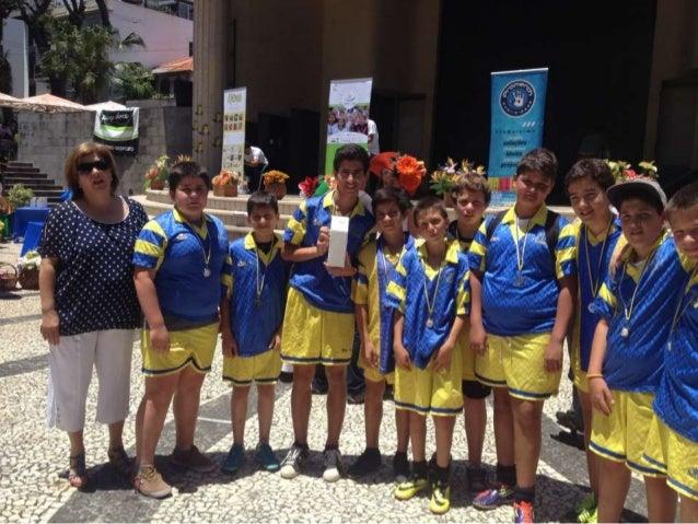 Campeões de Fusal - Infantis - Desporto Escolar