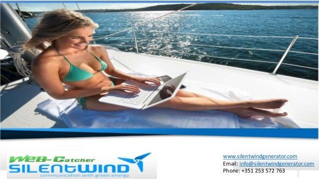 www.silentwindgenerator.com  Email: info@silentwindgenerator.com  Phone: +351 253 572 763