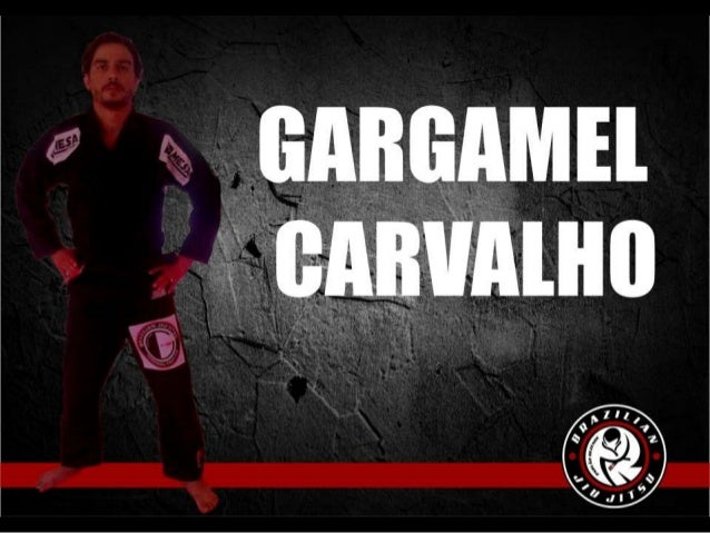 Curriculum Esportivo Jiu-jitsu - Gargamel Carvalho