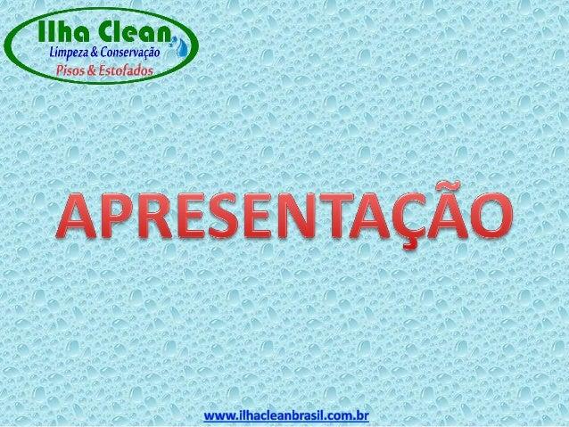 Somos uma empresa especializada em tratamento de pisos, Limpeza eimpermeabilização de estofados e Limpeza pós obra, com pr...