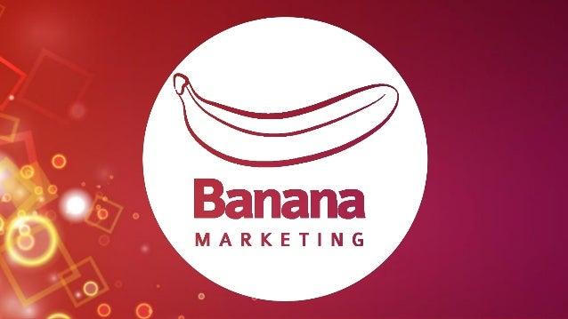 A BANANA Marketing surgiu de duas mentes inquietas e inconformadas com a impossibilidade de que todas as empresas tenham c...