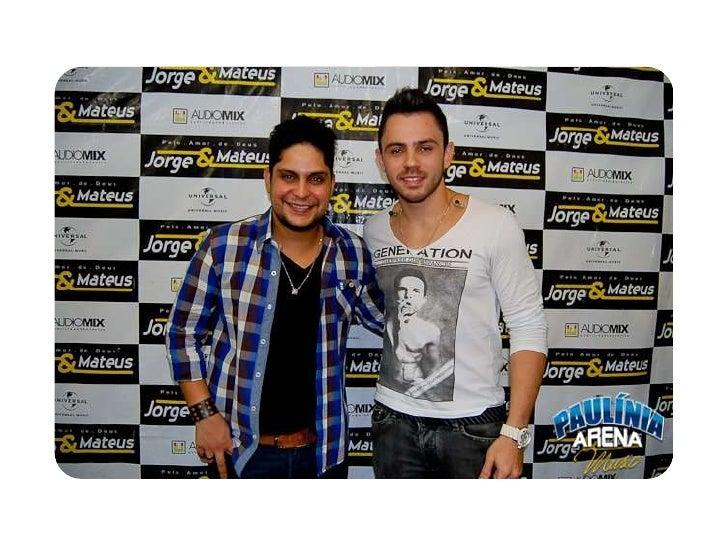 Jorge e Mateus / Humberto e Ronaldo - Paulínia Arena Music - 17.09.2011