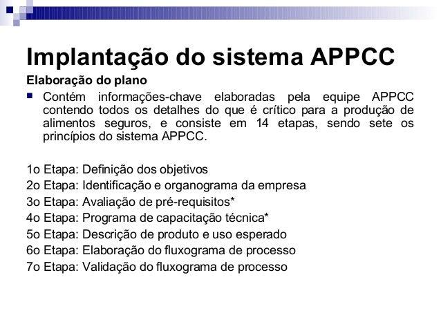 APPCC LEITE PDF