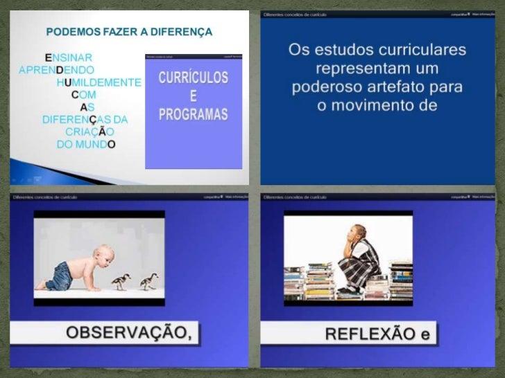 O currículo ativo na escola levando a prática e reflexão dos educadores...