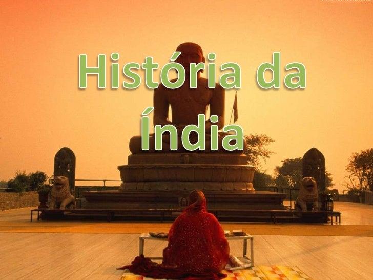 Como Nasceu a Índia