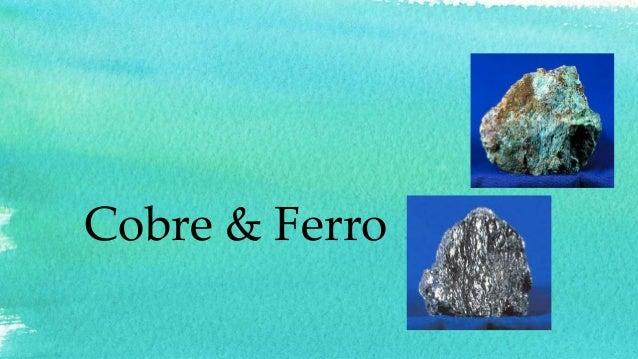 Cobre & Ferro