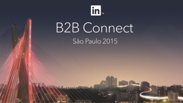Mike Derezin Vice President Global Sales Solutions LinkedIn Welcome to the Social Selling Era