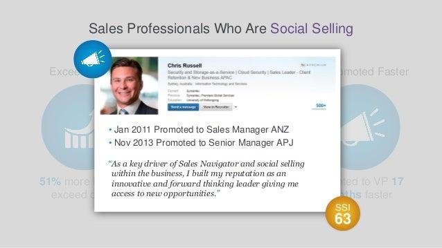 The New Sales Navigator Introducing