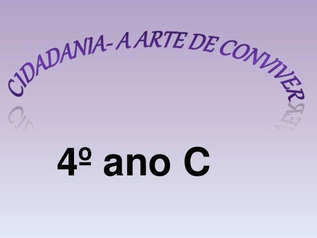4º ano C