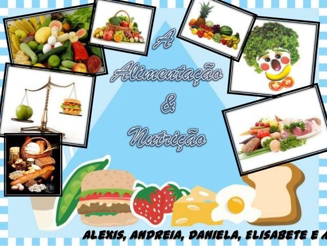 Alexis, Andreia, Daniela, Elisabete e M