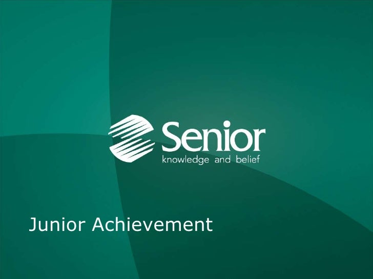 Junior Achievement<br />