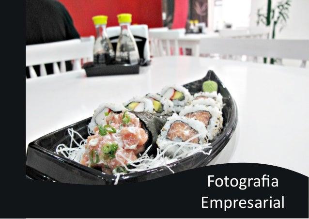 Fotografia Empresarial