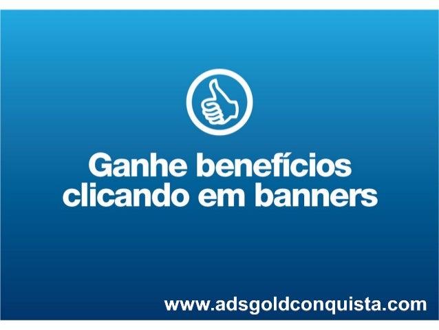 APRESENTAÇÃO ADS GOLD