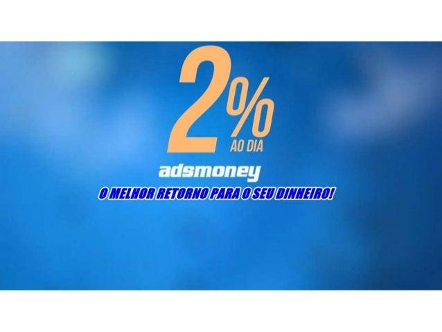 Apresentação adsmoney