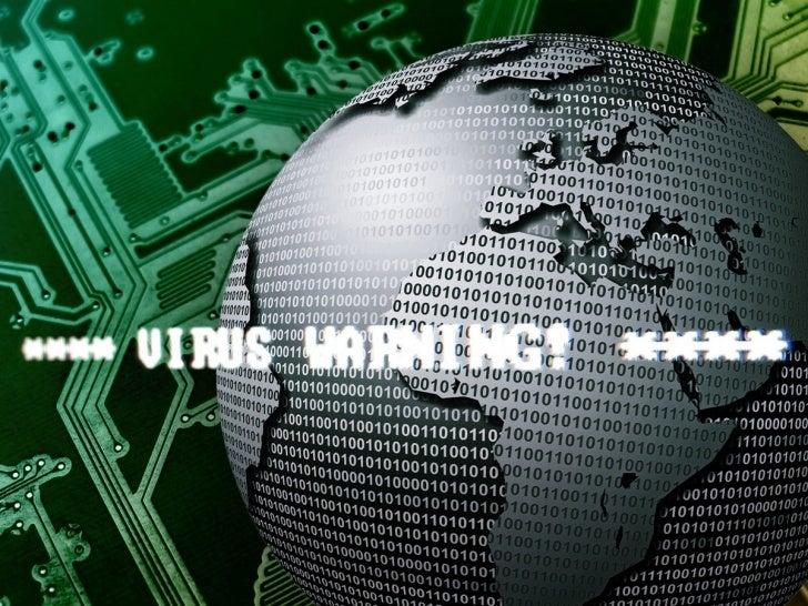 A HISTÓRIA DOS VÍRUS  DE COMPUTADORDisciplina: Gestão de Sistemas Operacionais I            Prof.: Cláudio Mabelini