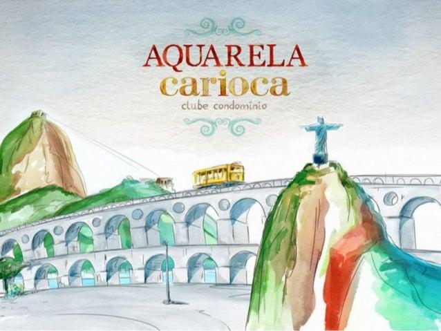 Aquarela Carioca  - 2 e 3 quartos - Tijuca  ligue 021 9 8173-6178