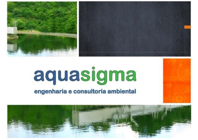 engenharia e consultoria ambiental