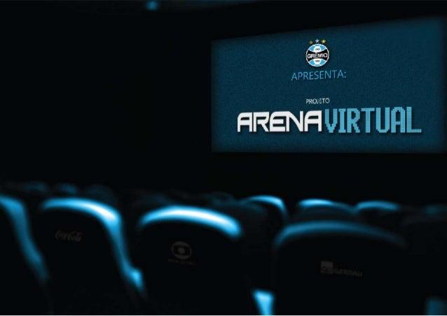 Apresentação arena virtual