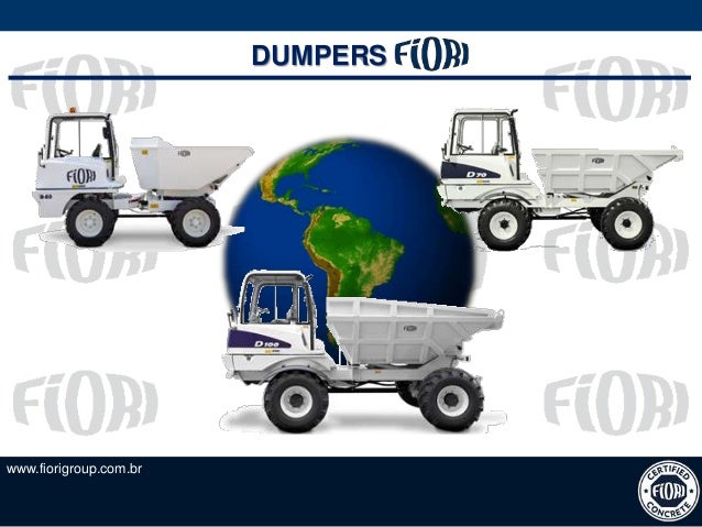 www.fiorigroup.com.br DUMPERS