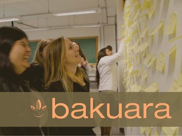 Bakuara LAB - Reutilização de Resíduos