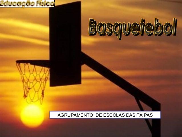 AGRUPAMENTO DE ESCOLAS DAS TAIPAS