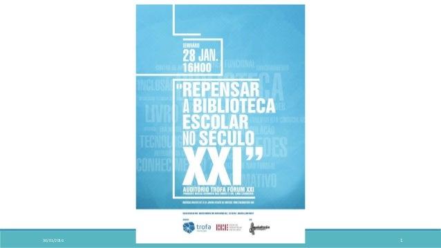 30/01/2016 BE: O FUTURO CHEGA DEPRESSA ISABEL MENDINHOS - RBE 1