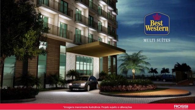 Best Western Rossi Multi Suites - 1 suite - Duque de Caxias - Lemarth Imóveis (21)98705-7308