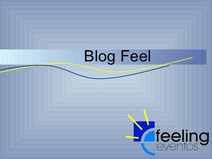 Blog Feel