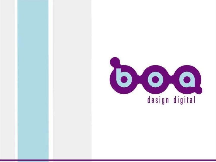 Apresentação Boa Design Digital