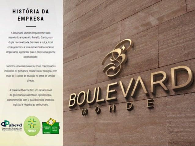 Apresentação Boulevard Monde - Grupo Multinível 10
