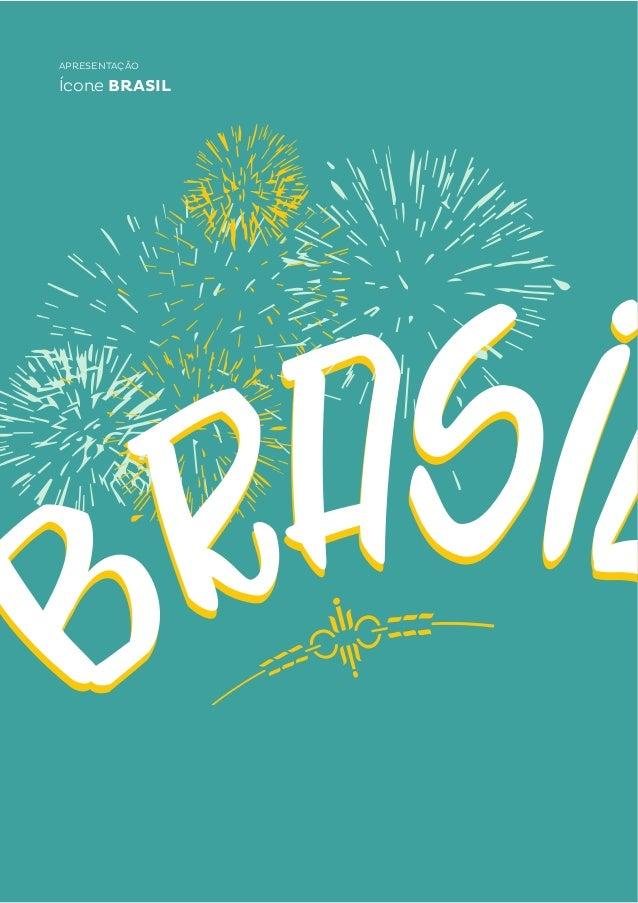 APRESENTAÇÃO Ícone BRASIL