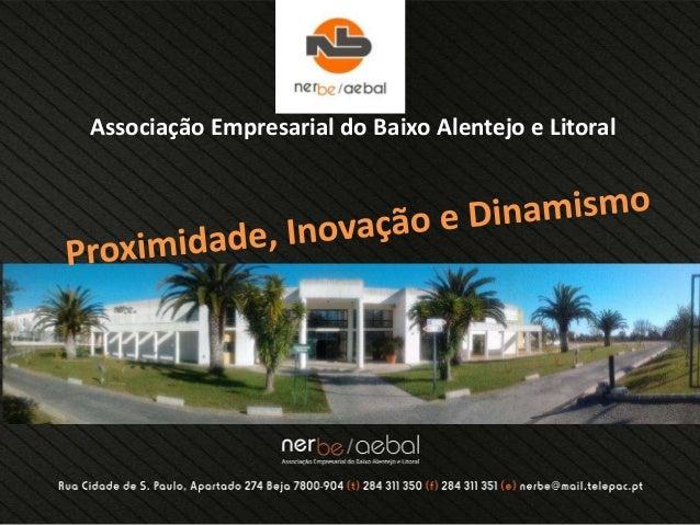 Associação Empresarial do Baixo Alentejo e Litoral