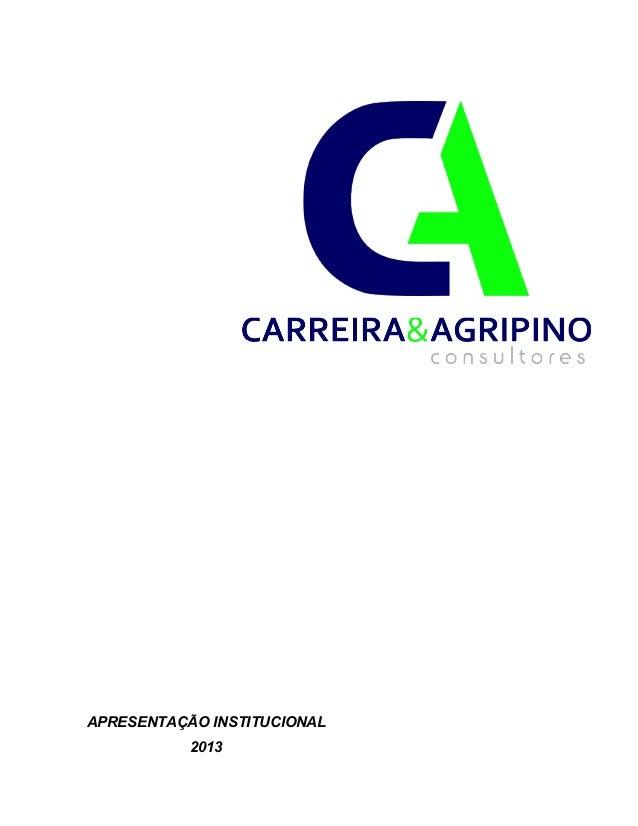 EMPOWERING PEOPLE APRESENTAÇÃO INSTITUCIONAL 2013