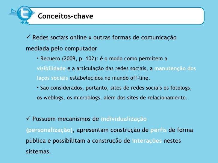 Os microblogs como ferramenta de comunicação organizacional. Slide 3