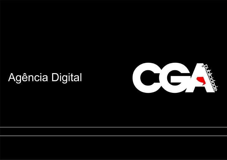 Apresentação CGA