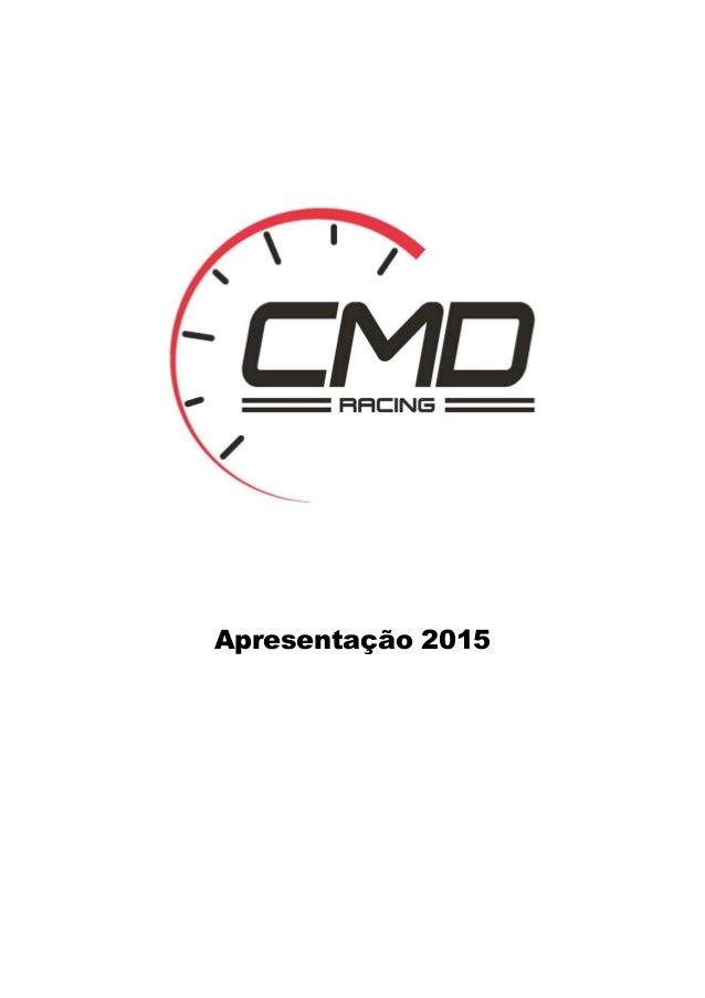 Apresentação 2015