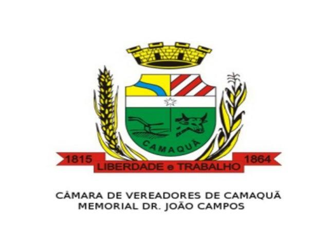 Planejamento 2013 Conselho Municipal de Preservação Histórica e Cultural de Camaquã