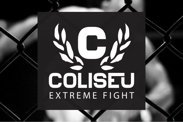Apresentação Coliseu Extreme Fight
