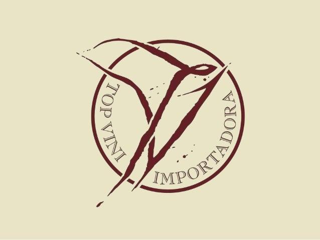 DA EMPRESA A Top Vini nasceu com o objetivo inicial de trazer para o Brasil a excelência dos vinhos produzidos na Vinícola...